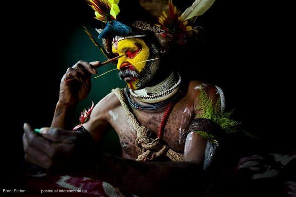 Папуа Новая Гвинея отБрента Стиртона. Изображение № 19.