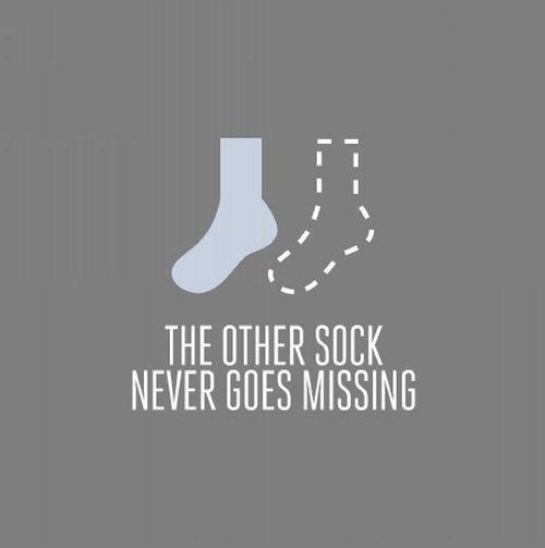 Второй носок никогда не пропадает. Изображение № 5.