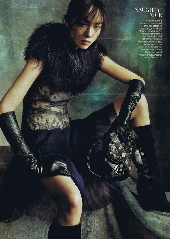 Съёмка: Стивен Майзел для американского Vogue. Изображение № 4.
