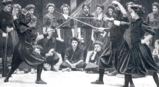 История женских дуэлей. Изображение № 3.