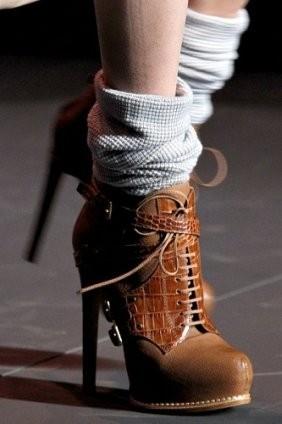 Christian Dior FW 2011. Изображение № 43.