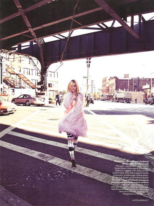 Vogue UK: Word OnThe Street. Изображение № 10.