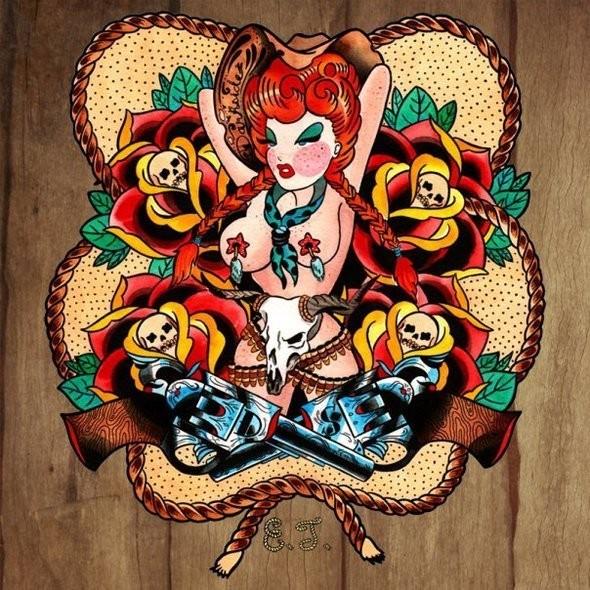 Изображение 5. Маленькие Мамочкины Монстры от Emily Thomas.. Изображение № 1.