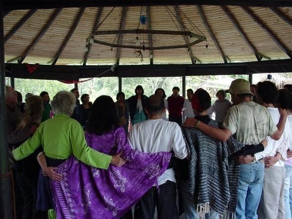 The paradise builders. Экопоселения Южной и Центральной Америк. Изображение № 33.