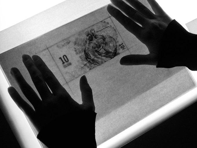 Концепт дня: банкноты несуществующих венгерских евро. Изображение № 23.