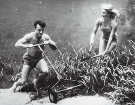 Подводные фотографии Bruce Mozertom 1938 года. Изображение № 4.