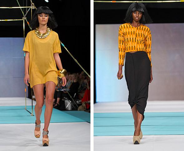 Stockholm Fashion Week SS 2012: Часть I. Изображение № 9.