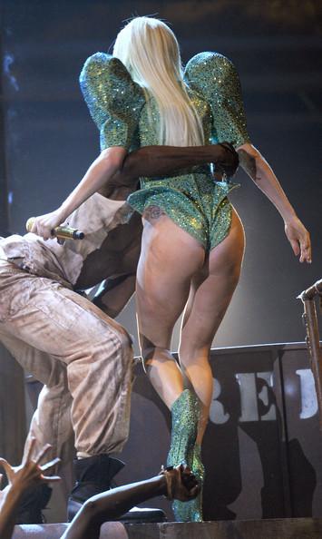Очередные метаморфозы Lady Gaga. Изображение № 16.