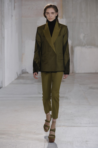 Коллекция ACNE Fall/Winter 2011-2012 Women. Изображение № 14.