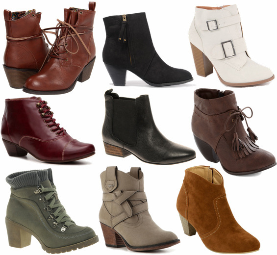 Стильная обувь: осень 2012. Изображение № 1.