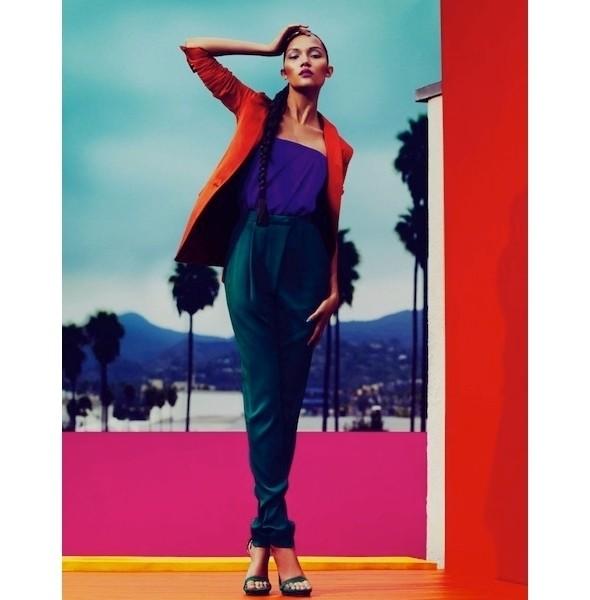 Изображение 2. Съемки: Love, Purple Fashion, Vogue и другие.. Изображение № 8.