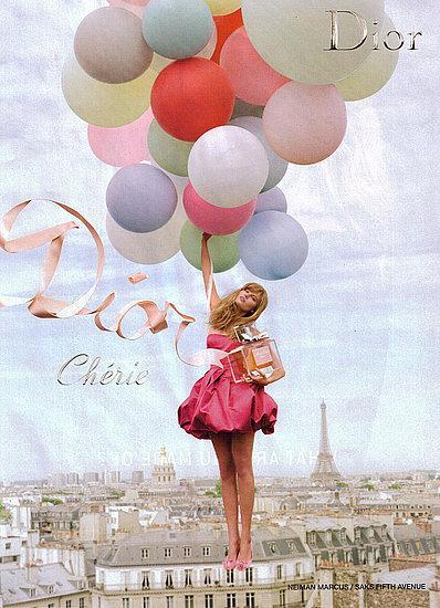 Рекламная кампания Miss Dior Cherie. Изображение № 4.