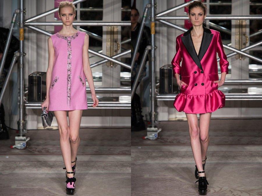Неделя моды в Лондоне:  Дни 2 и 3. Изображение № 13.