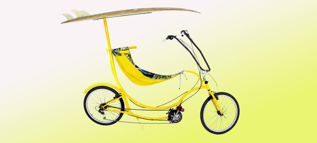 Создатели 5 странных байков о том, зачем изобретать велосипед. Изображение № 23.