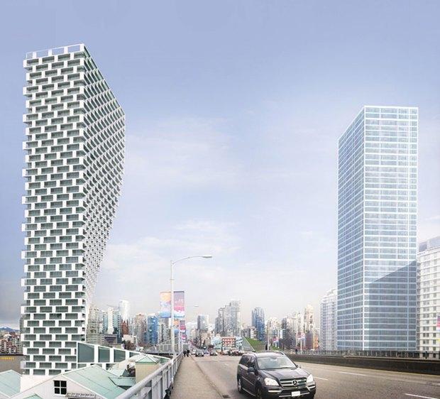 Vancouver House по проекту Bjarke Ingels Group. Изображение № 8.
