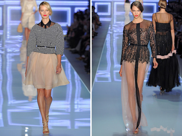 Показы Paris Fashion Week SS 2012: День 4. Изображение № 2.