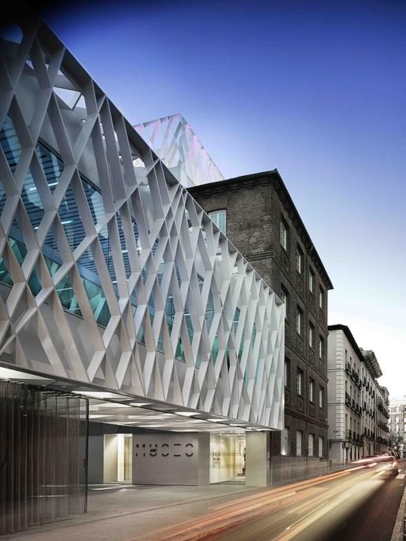 Новый Центр Живописи и Иллюстрации ABC в Мадриде. Изображение № 2.