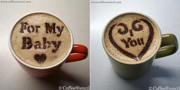 Coffeestencil. Изображение № 2.