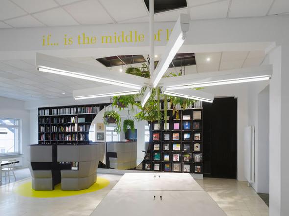 Новый офис для Ippolito Fleitz Group. Изображение № 11.