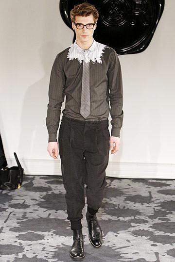 Неделя моды в Париже: мужские показы. Изображение № 24.