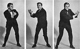 Танцы 60-х годов. Изображение № 7.