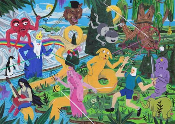Босх 2.0: Иллюстрации-комиксы Брехта Ванденбрука. Изображение № 9.