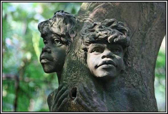 """""""Святилище гончара"""" - скульптуры Уильяма Рикетса (Willi. Изображение № 4."""