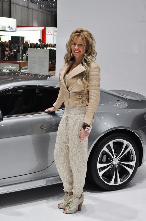 Natalia Freidina at 82nd Geneva International Motor Show. Изображение № 13.