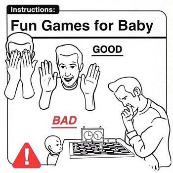 Инструкция поэксплуатации младенца. Изображение № 10.