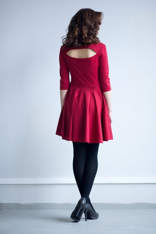 Лукбук: Dina Kovaleva AW 2011-2012. Изображение № 10.