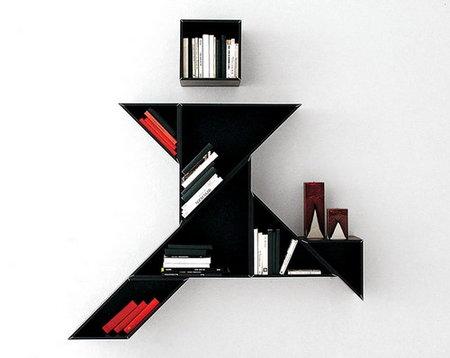Геометрия книжных полок. Изображение № 3.