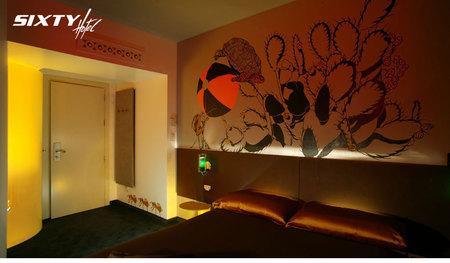 Отель-магазин синдивидуальной отделкой каждого номера. Изображение № 20.