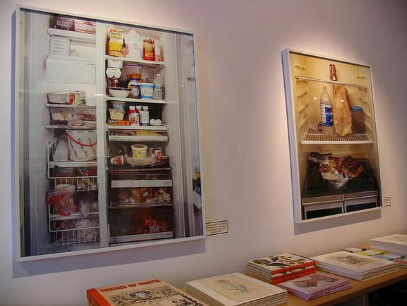 Изображение 48. 50 холодильников, которые можно назвать арт-объектами.. Изображение № 48.