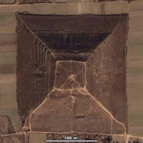 Пирамиды в Китае. Изображение № 3.