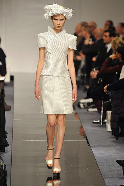 Chanel Spring 2009 Haute Couture. Изображение № 47.