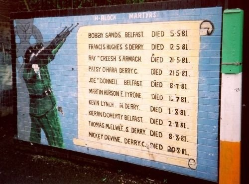Граффити Ольстера. Изображение № 43.