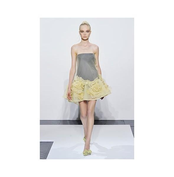 Показы Haute Couture FW 2010. Изображение № 91.