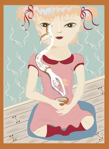 ARABBIT GIRL. Изображение № 4.