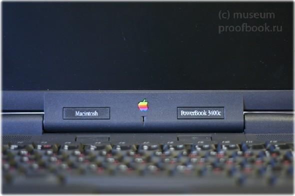Ретро: Apple Powerbook 3400c200 97года. Изображение № 13.