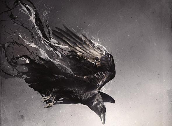 Сюрреализм спомощью Adobe Photoshop. Изображение № 11.