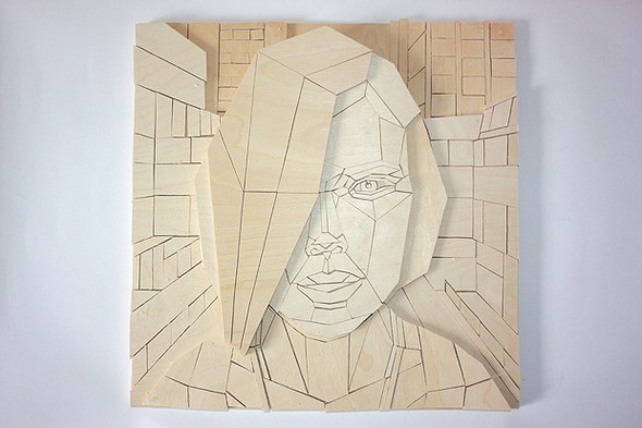 Изображение 14. Фанерная мозаика Aske.. Изображение № 10.