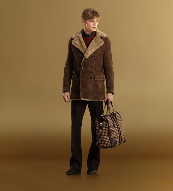 Лукбук: Gucci Fall 2011 Menswear. Изображение № 9.