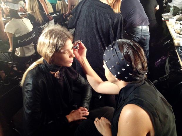 Дневник модели: Эксклюзив для Proenza Schouler на Нью-Йоркской неделе моды. Изображение № 26.