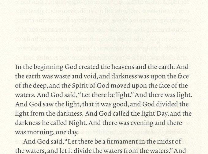 На дизайнерское переиздание Библии собрали полмиллиона долларов. Изображение № 4.