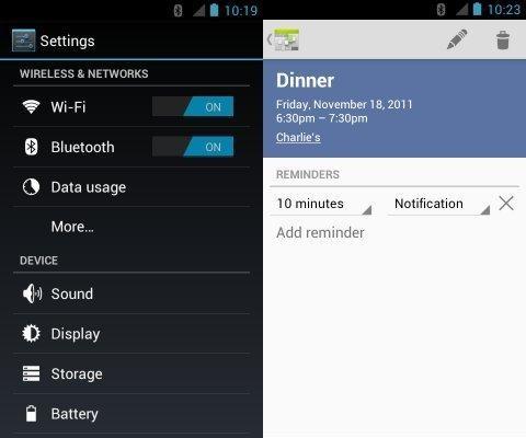 Google: стандартный интерфейс Android 4.0 Holo является обязательным. Изображение № 1.