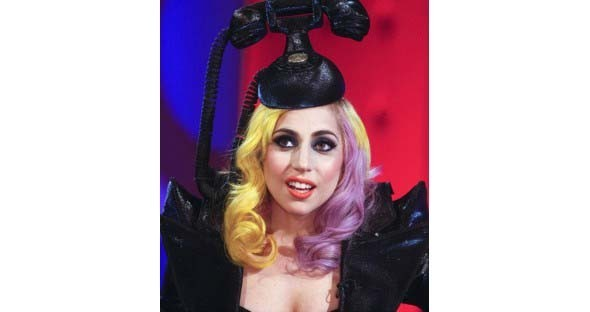 Леди Гага стажируется у Филипа Трейси. Изображение № 5.