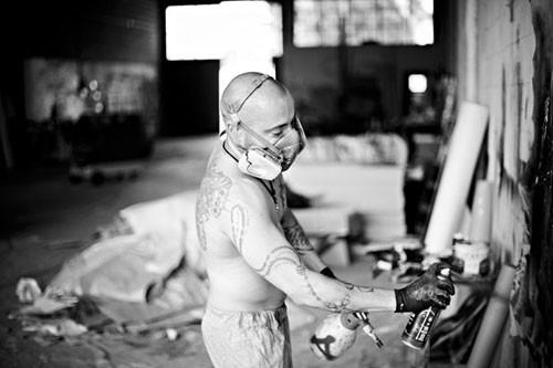История превращения: из уличного бомбилы в признанного художника. Изображение № 7.