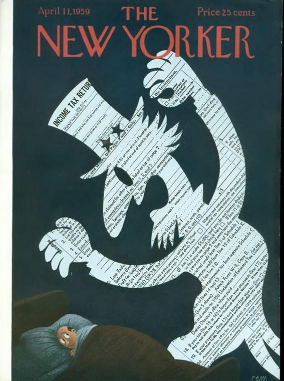 Обложки TheNew Yorker. Изображение № 35.
