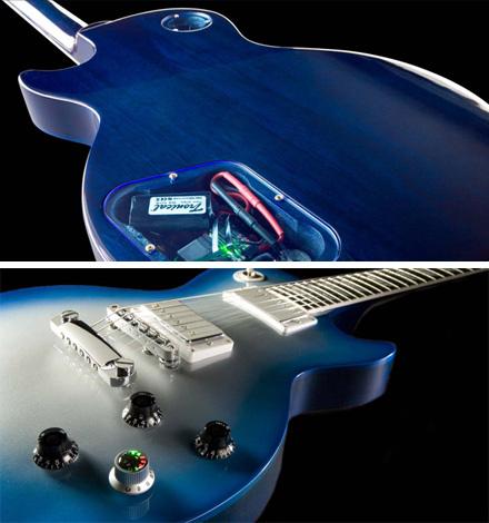 Gibson Robot Guitar. Изображение № 1.