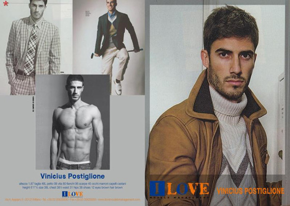 Show Package – Milan Men SS 10: I Love Models Mgmt. Изображение № 53.